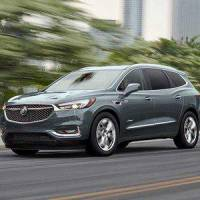 Buick Enclave 2018 года