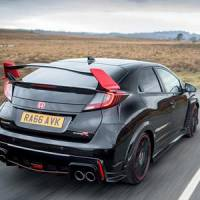 Новейшая Honda Civic Type R Black