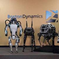 Американская полиция тестирует роботов Boston Dynamics