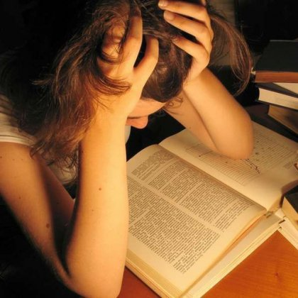 Как ругать перед экзаменом?