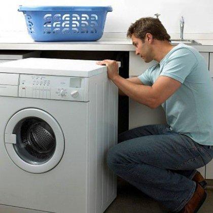 стиральная машина как закрепить на полу