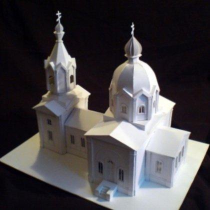 Как сделать купол из бумаги