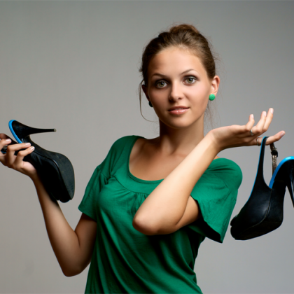 Как вернуть ношенную обувь в магазин?