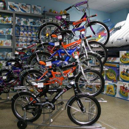Как вернуть велосипед в магазин?