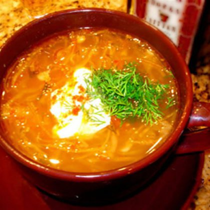 Как варить щи из свежей капусты: рецепт
