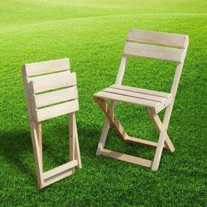 Деревянные стулья складные своими руками