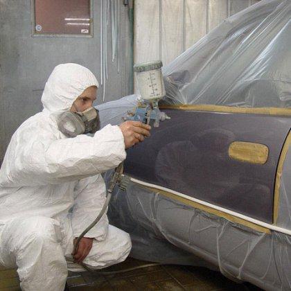 Как правильно покрасить дверь автомобиля?
