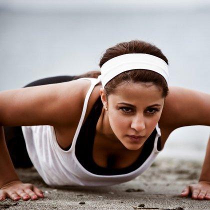 Как укрепить мышцы груди?