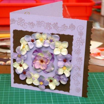 Как сделать из бумаги открытки на день рождения?