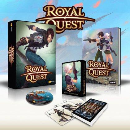 Royal Quest Промо-коды: подарки и скидки