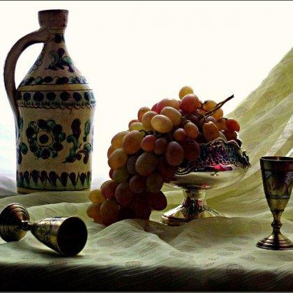 Как быстро сделать чачу из винограда в домашних условиях?