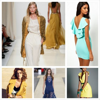Модные тенденции лета - 2014: как оставаться в тренде?