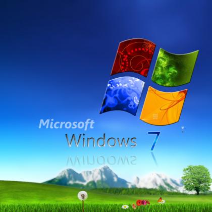 Тема обоев рабочего стола windows 7
