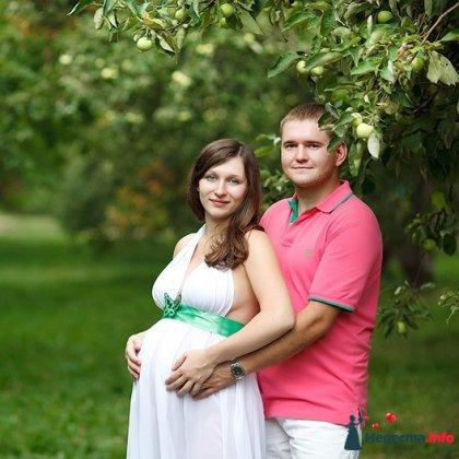 Идеи для фотосессии беременных с мужем весной