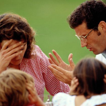 Как дети относятся к родителям?