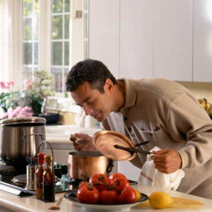 10 кухонных советов, или сегодня готовит мужчина