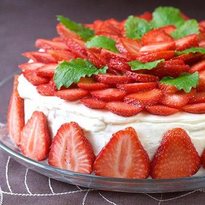 Идеальный торт из готовых коржей за 5 минут