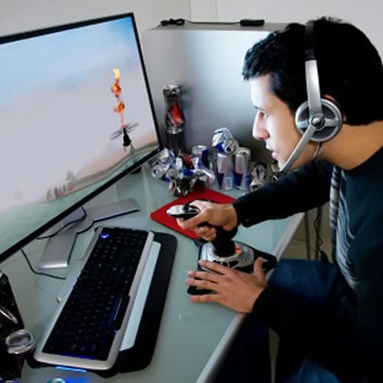 5 способов «борьбы» с геймером
