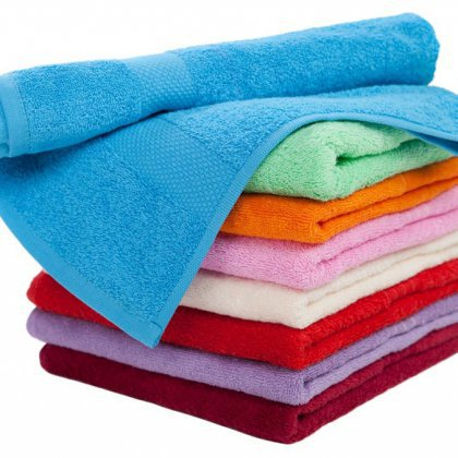 Как вернуть мягкость махровому полотенцу проще всего?