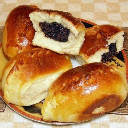 Пироги дрожжевые с маком рецепты с