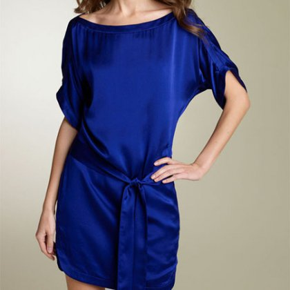 Как сшить платье-тунику?