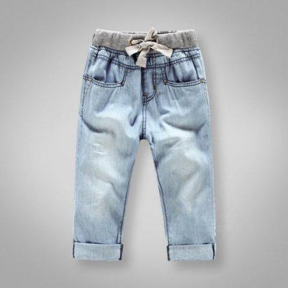Как сделать джинсы мягкими фото 810