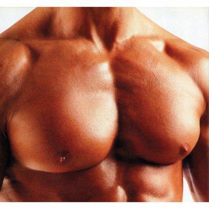 Как прокачать мышцы груди?