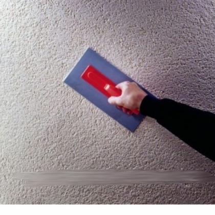 Как штукатурить, шпатлевать стены глиной?