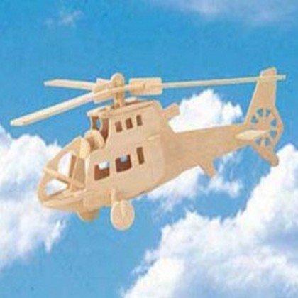 Как сделать вертолет из дерева