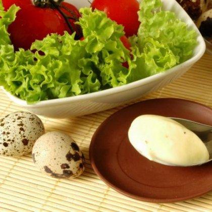 Майонез домашний на перепелиных яйцах: рецепт