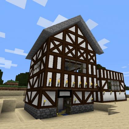 Как построить красивый дом в «