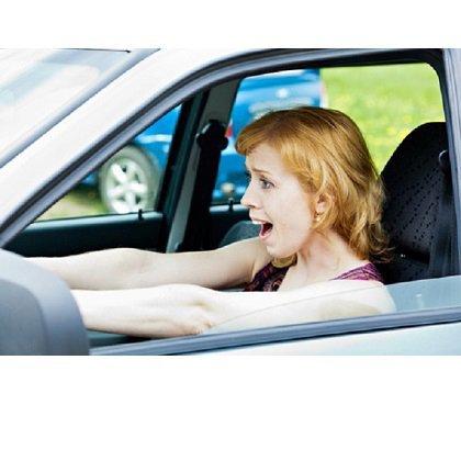 Как побороть страх водить машину?
