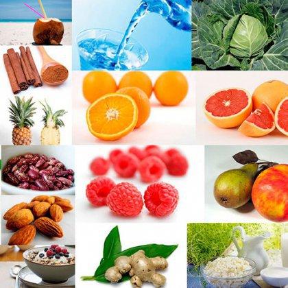 20 волшебных продуктов для похудения