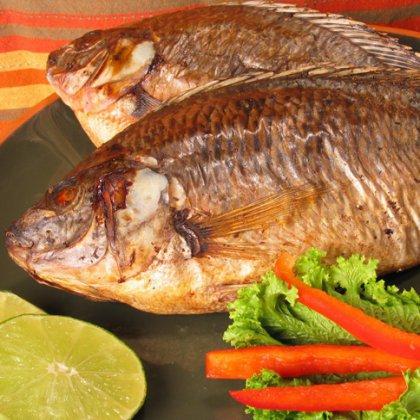 Как приготовить рыбу тилапия; как запечь тилапию в духовке?