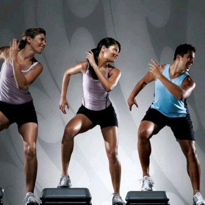 Степ-аэробика: упражнения