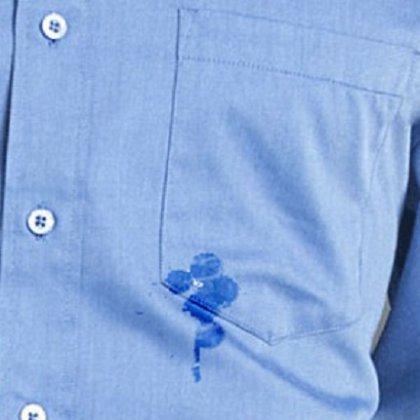 Как удалить краску с одежды; как удалить пятно краски с одежды?