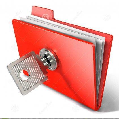 Как взломать папку с паролем?