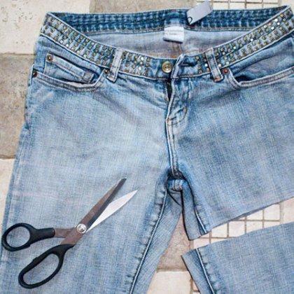 Как обрезать ремень в домашних условиях