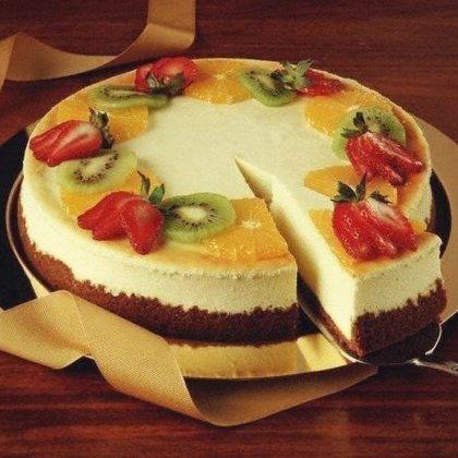 Как испечь творожный торт ?