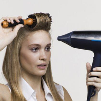 Укладка для тонких непослушных волос