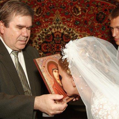 Как правильно благословить дочь на свадьбе?