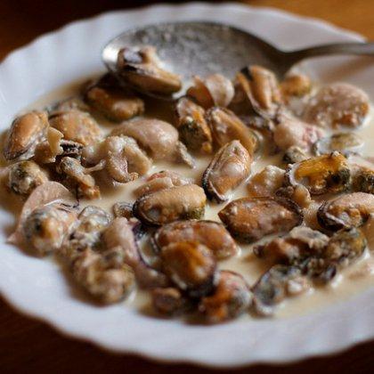 Как приготовить мясо мидий замороженное