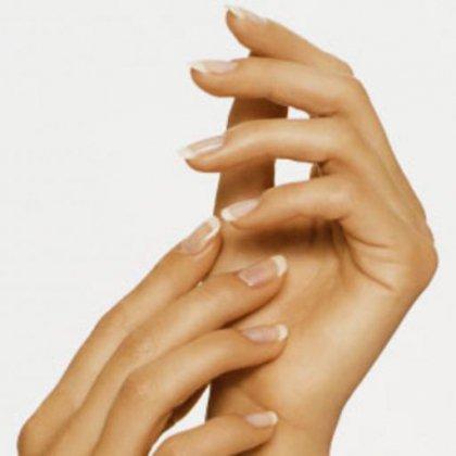 Как убрать морщины с рук?