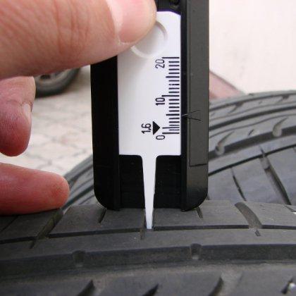 Как определить износ зимних шин?