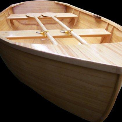купить самодельную лодку из дерева