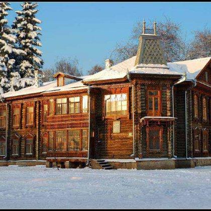 Как определить русский стиль в архитектуре?
