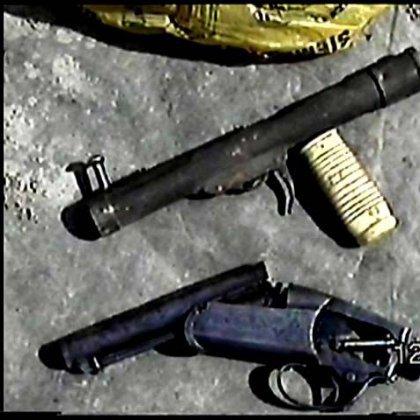 Как сделать оружие из подручных предметов?