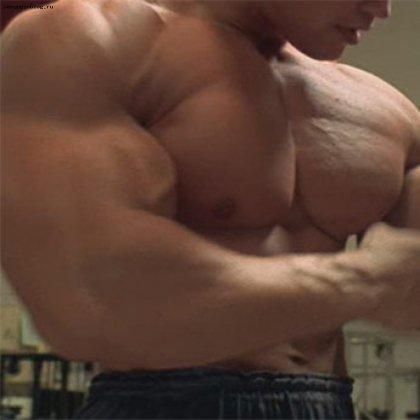 Как придать форму мышцам?