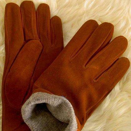 Как почистить перчатки в домашних условиях?