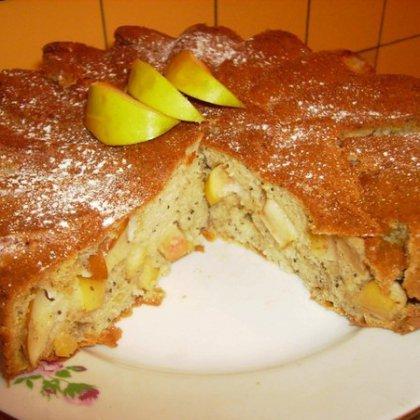 Пироги с яблоками в духовке с фото пошагово
